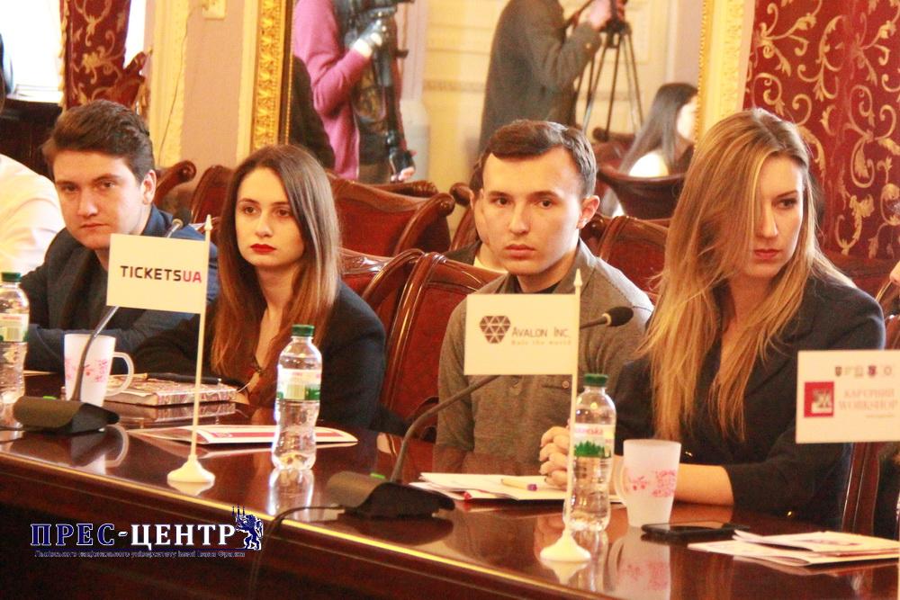 Студенти, науковці, представники місцевої влади і бізнесу беруть участь у кар'єрному воркшопі «X-реформи»