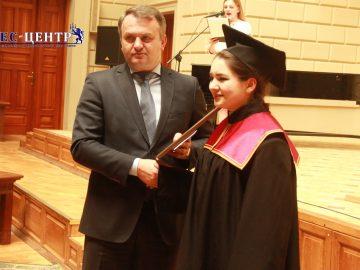В Університеті голова Львівської ОДА відзначив учнів, студентів і їхніх наставників