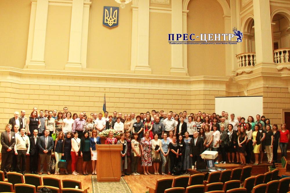 Науковці з п'яти країн світу беруть участь у «Львівських хімічних читаннях-2017»