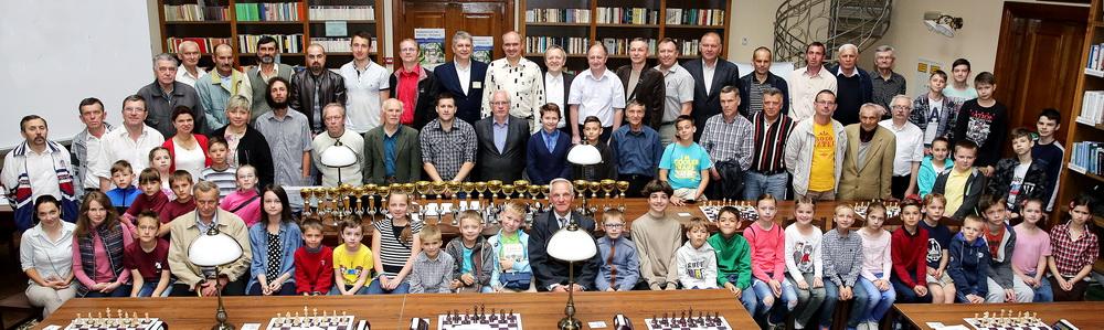 В Університеті відбувся шаховий турнір