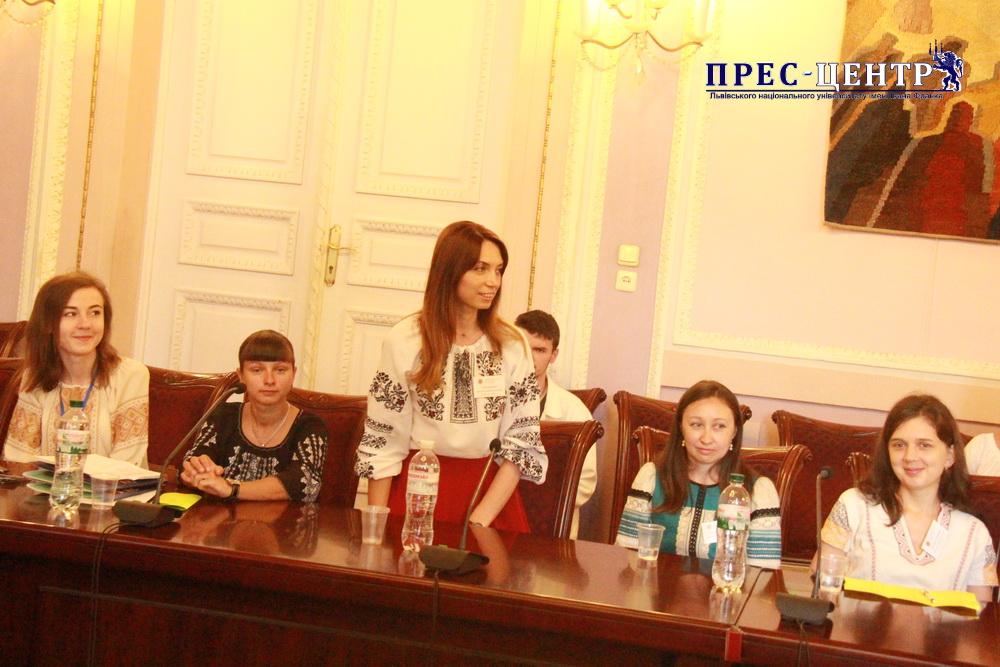Стартувала Міжнародна літня школа «Українська мова та країнознавство»