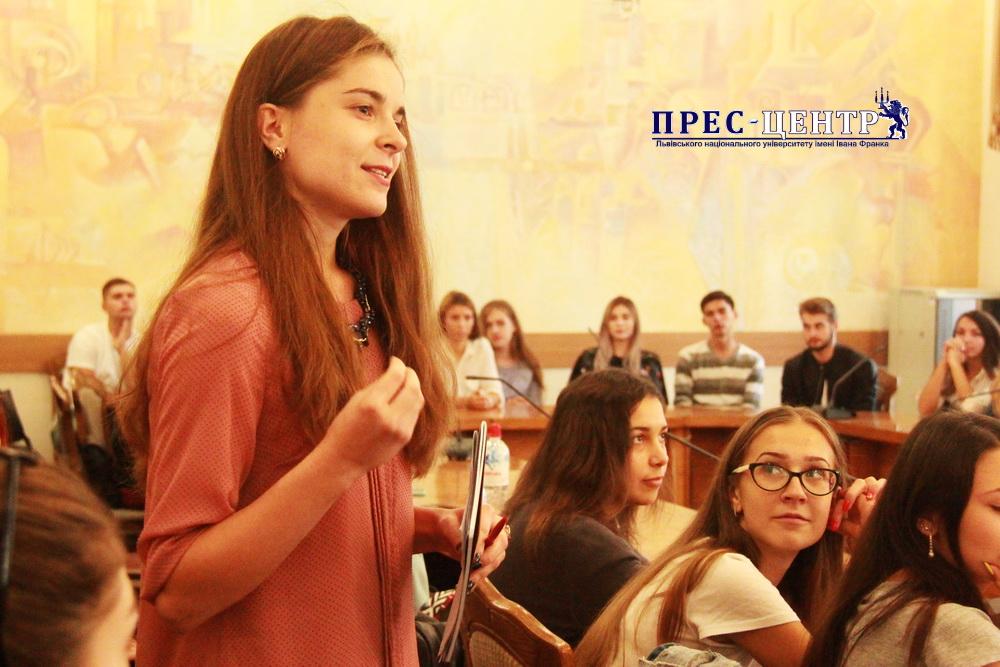 Студенти-міжнародники поспілкувалися із представниками Спеціальної моніторингової місії ОБСЄ в Україні