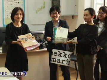 У Львівському університеті відкрили представництво Токійського університету іноземних мов