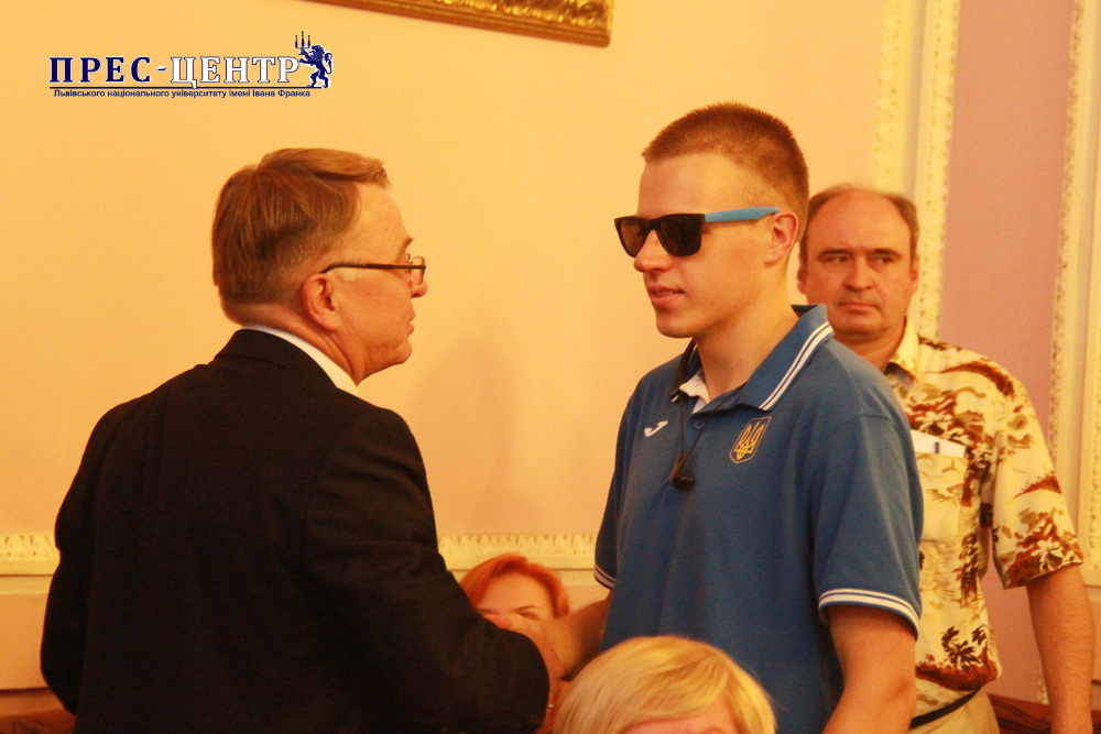 Студент філософського факультету Львівського університету Владислав Колпаков став чемпіоном України серед шахістів з вадами зору