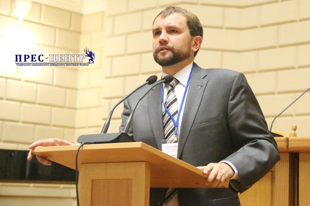 В Університеті розпочала роботу Міжнародна конференція, присвячена 75-річчю створення Української повстанської армії