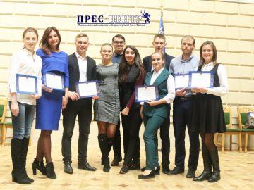 Понад 80 студентів нагородили грамотами до Дня Університету