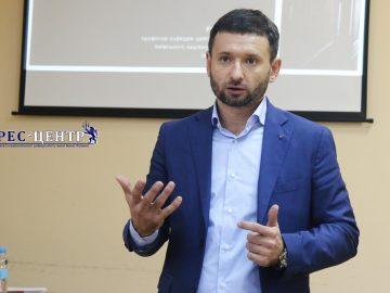 Відбулися відкриті лекції  провідних науковців  в галузі адміністративного права