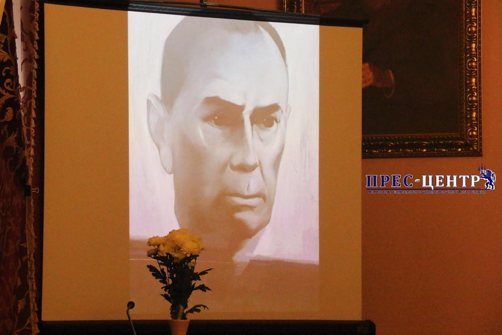 В Університеті розпочала роботу Всеукраїнська наукова конференція, присвячена творчості Євгена Маланюка