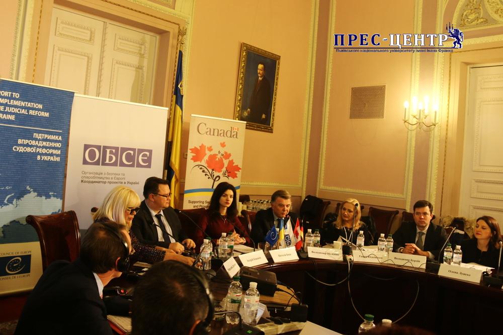 В Університеті розпочав роботу VI Міжнародний форум з практики Європейського суду з прав людини