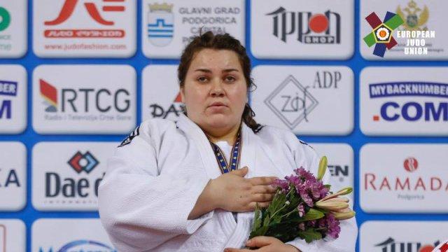 Василина Кириченко – чемпіонка Європи серед молоді з дзюдо