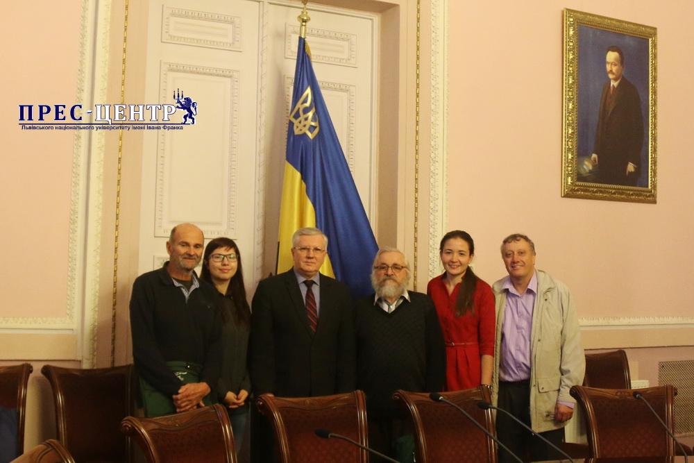 Університет поглиблює співпрацю із Федерацією «Обміни Франція-Україна»
