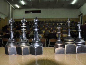 Студенти та викладачі Університету змагалися у шаховому турнірі