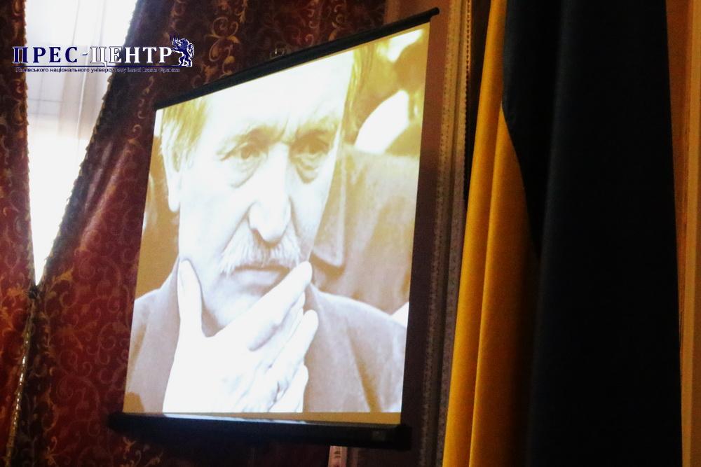 В Університеті відбулась наукова конференція, присвячена 80-річчю від дня народження В'ячеслава Чорновола