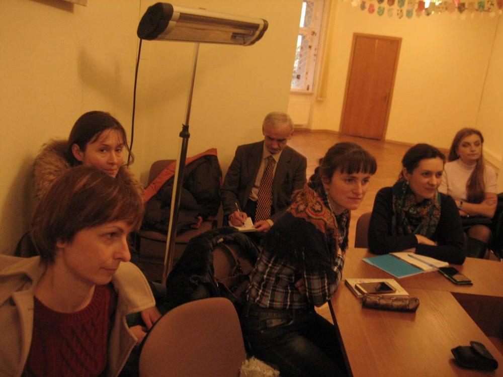 Казкознавче засідання  наукового семінару «Перехресні стежки»