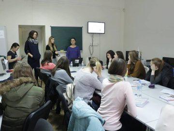 На факультеті журналістики презентували результати загальнонаціонального дослідження «Що знають і думають українці про права людини»