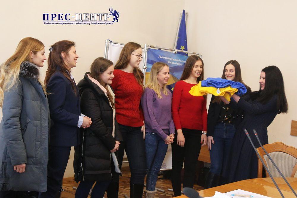 В Університеті відбувся брейн-ринг для молоді на тему Європейського Союзу