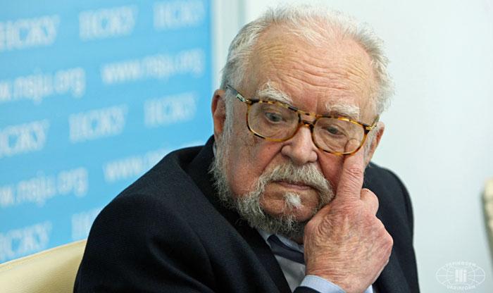 Помер великий український філософ-гуманіст