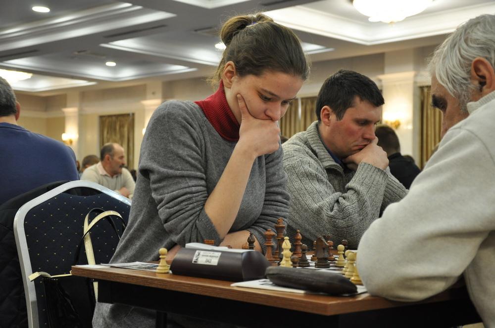 Студентка Університету – призерка Всеукраїнського шахового турніру