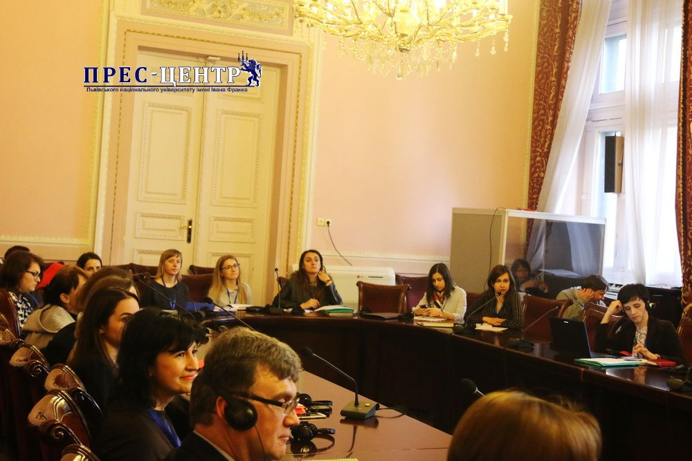 У Львівському університеті відбувається Конференція Асоціації випускників ВНЗ України та Німеччини