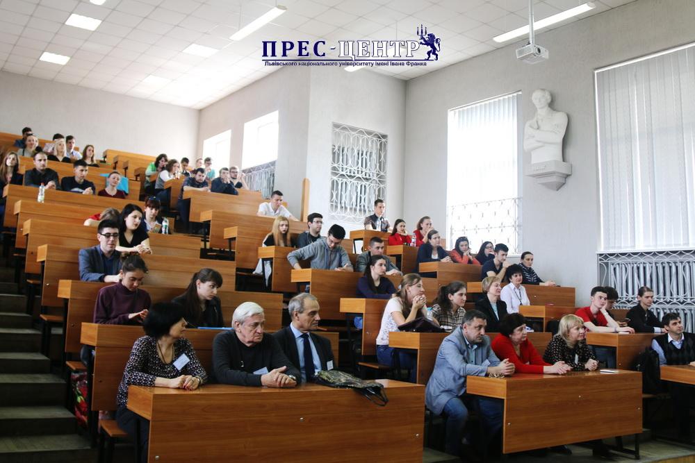 У Львівському університеті триває ІІ етап Всеукраїнської студентської олімпіади з хімії