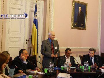 Провідні науковці, журналісти і мистецтвознавці обговорюють традицію єврейського театрального мистецтва в Україні