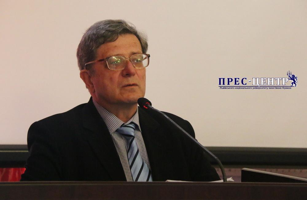 Професор Флорій Бацевич про філософську критику природної мови