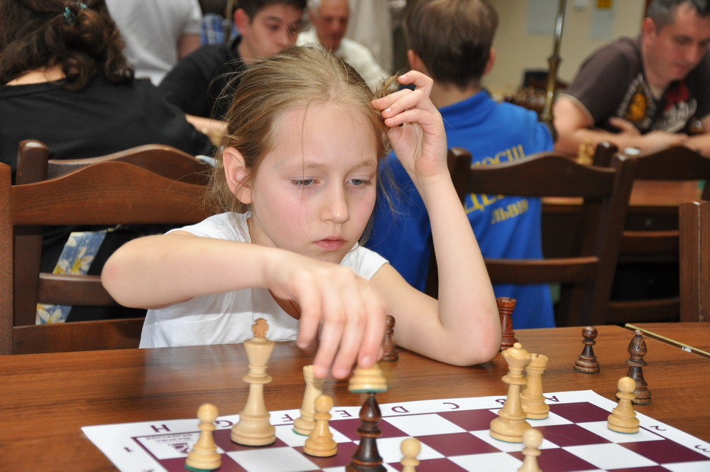 У Науковій бібліотеці Університету відбувся шаховий турнір, присвячений пам'яті Богдана Воробця