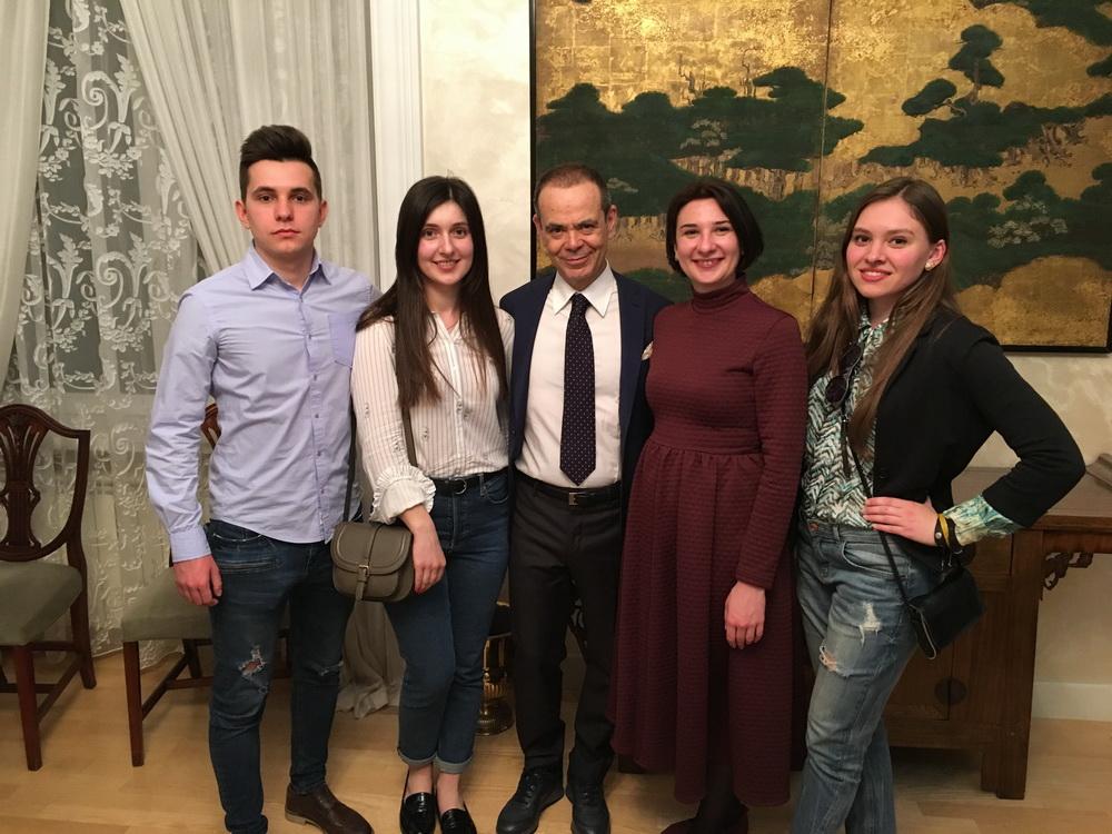 Студенти Університету продемонстрували високий рівень знань на Всеукраїнській олімпіаді з італійської мови