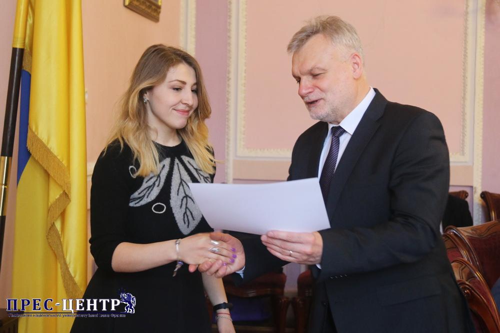 В Університеті визначили переможців ІІ туру Всеукраїнського конкурсу студентських наукових робіт з економічної кібернетики