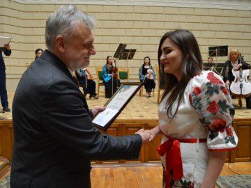 В Університеті відзначили призерів Всеукраїнських учнівських олімпіад і конкурсів