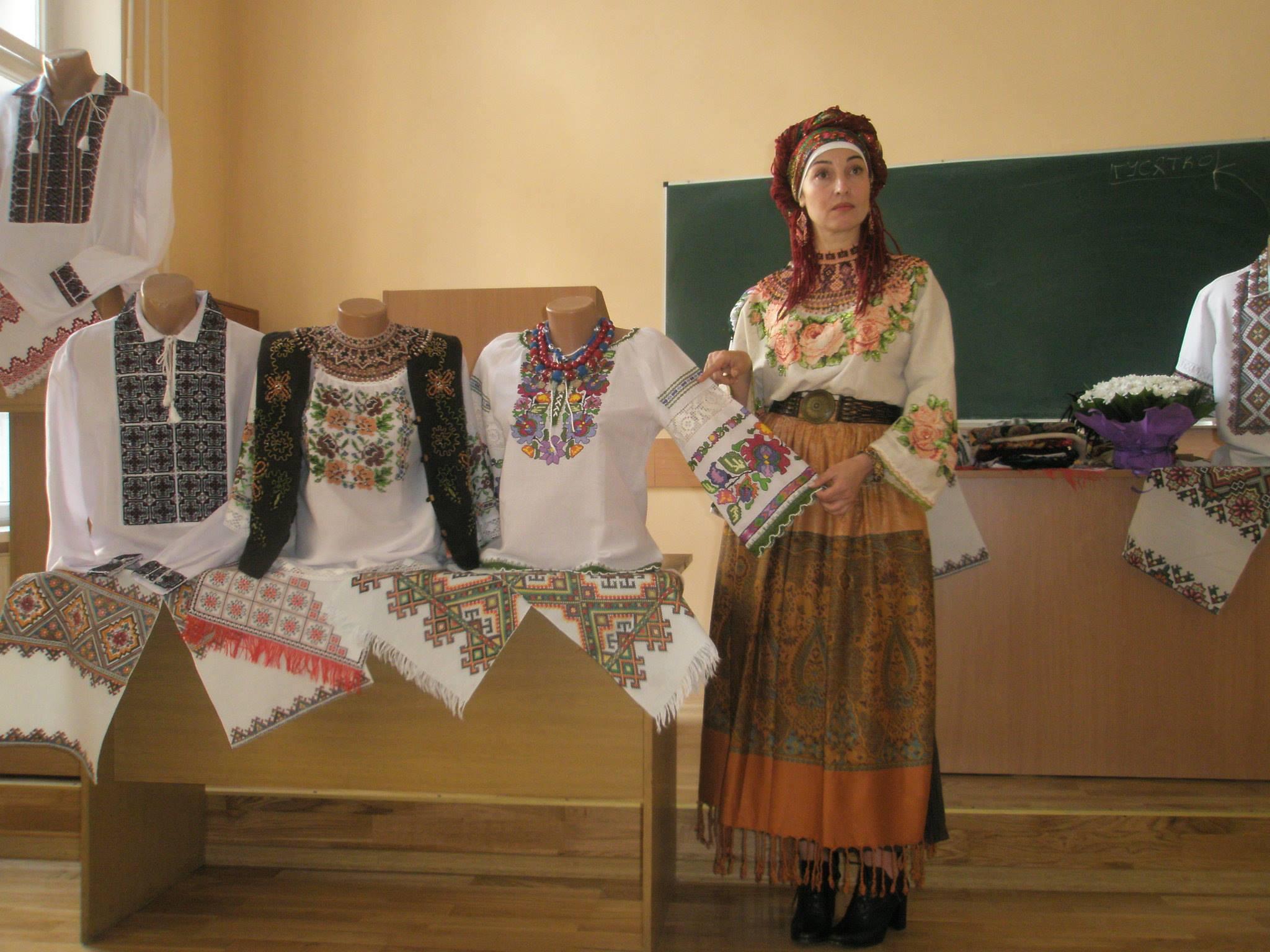 Підспідок української вишиванки