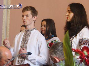 У Львівському університеті відбулося нагородження лауреатів премії імені Ірини Калинець