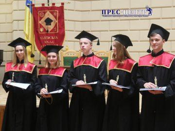 Відбулася Урочиста академія Львівської обласної Малої академії наук