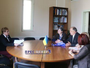 Львівський та Шяуляйський університети домовились поглиблювати академічну співпрацю