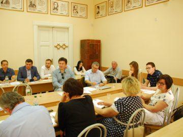 Викладацький семінар у рамках Міжнародного проекту «Еразмус +»