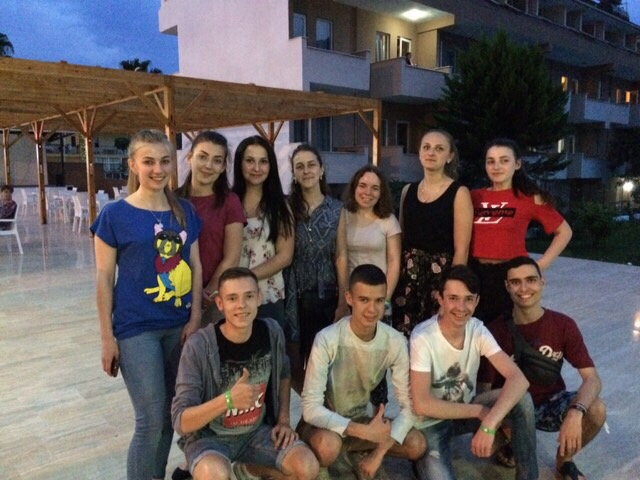 Students of the Department of Tourism undertake a traineeship in Greece, Turkey and Bulgaria