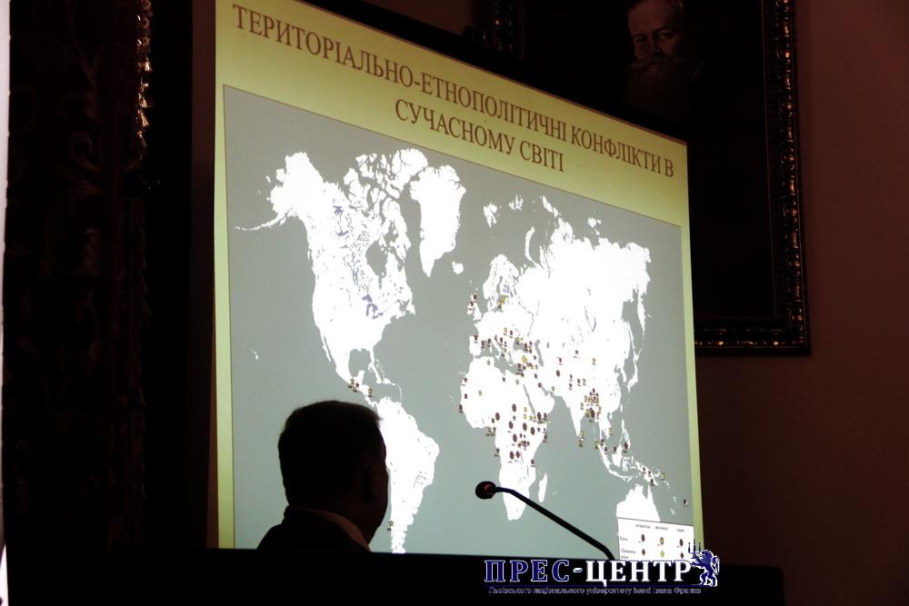 Учасники наукового семінару «Філософія науки» обговорили проблему етнополітичної ідентичності в ХХІ столітті
