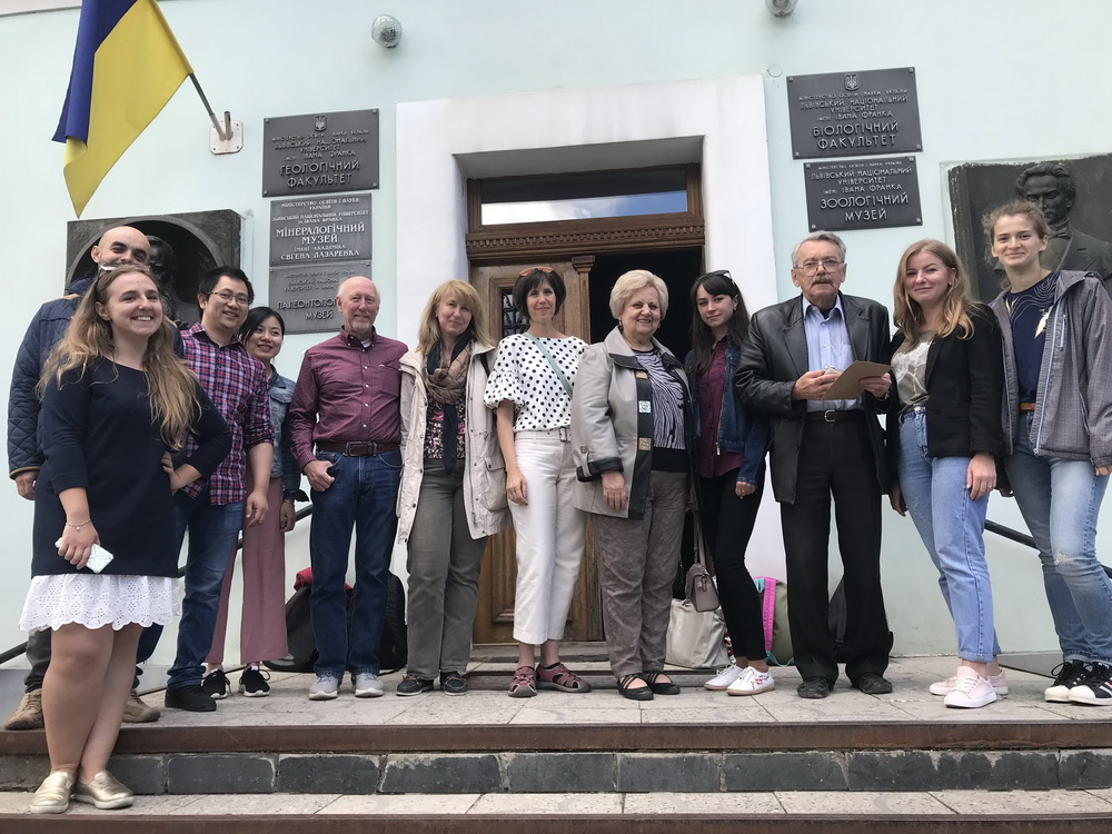 Cornell and Lviv Universities establish cooperation in the field of biological research