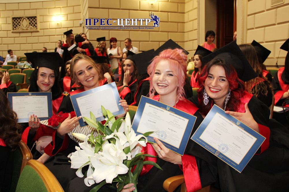 Львівський університет підготував понад 5 тисяч дипломованих фахівців