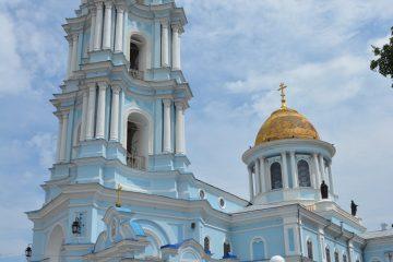 Суми. Свято-Преображенський катедральний собор