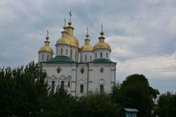 м. Полтава. Хрестовоздвиженський жіночий монастир