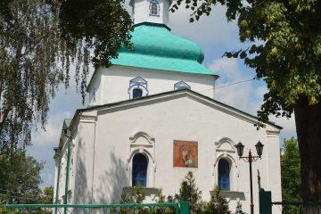 м. Пирятин. Церква Різдва Пресвятої Богородиці
