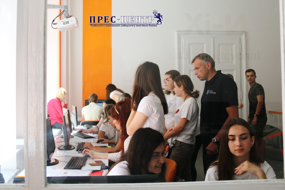 В ЛНУ ім. Івана Франка розпочався прийом документів для вступу на перший курс