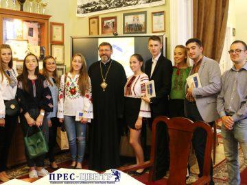 Блаженніший Святослав відвідав Музей історії Університету