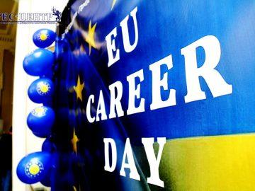 В Університеті відбувся «День кар'єри ЄС»