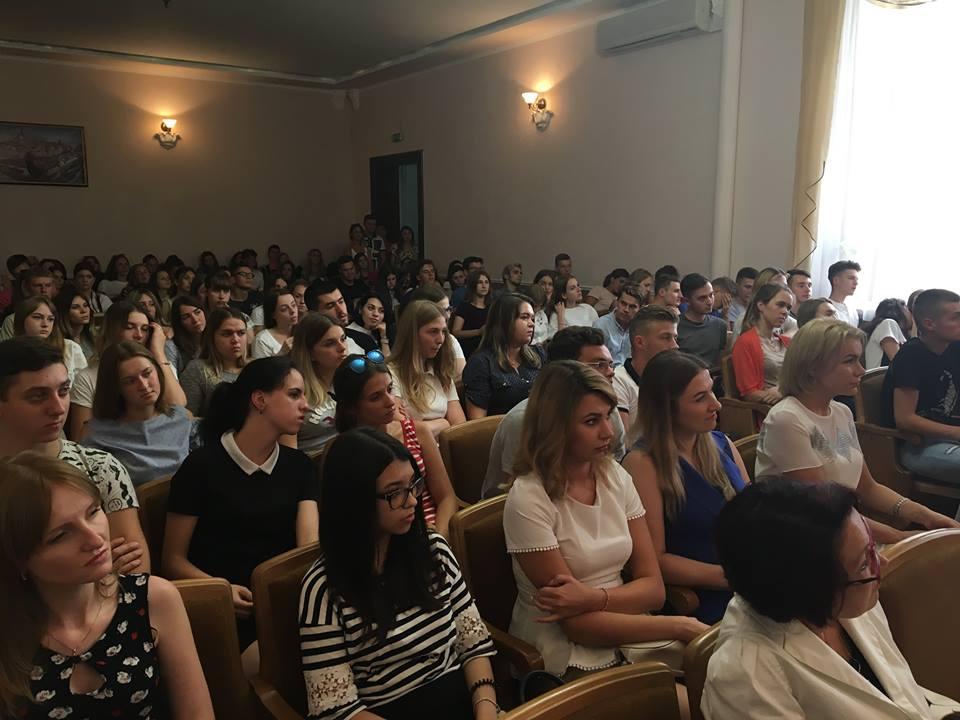 Студенти Університету поспілкувалися з успішними представниками бізнесу