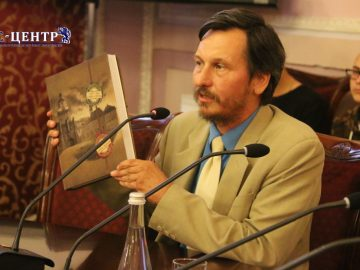 Голова Українського Товариства у Любліні Григорій Купріянович зустрівся з академічною громадою Львівського університету