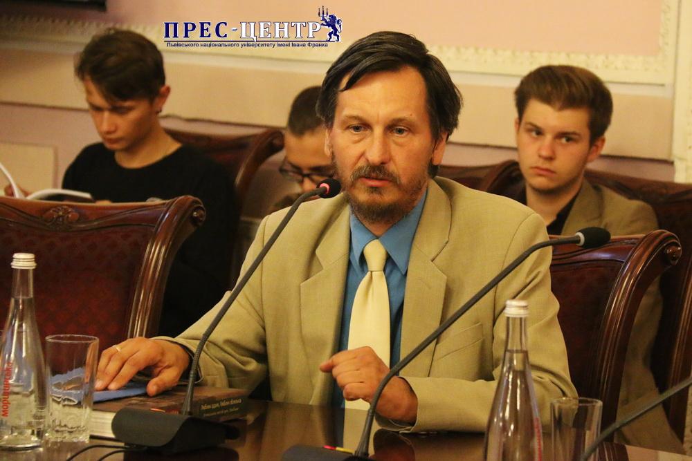 Львівський університет закликає політичні та громадські інституції Польщі припинити цькування Григорія Купріяновича