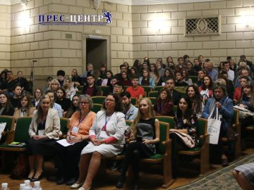 Відбулася Міжнародна наукова конференція «Національна ідентичність у перекладі»
