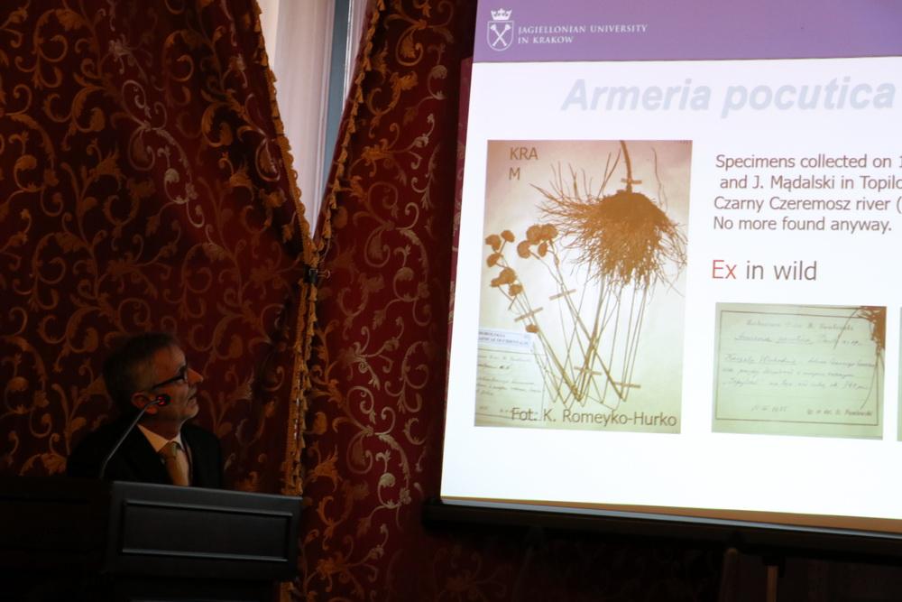 Відбулася Міжнародна наукова конференція, присвячена 235-літтю Гербарію Університету